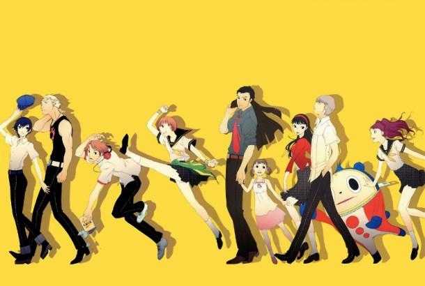 Persona 4 Cast