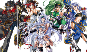 Project X Zone | Endless Frontier