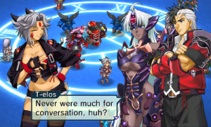 Project X Zone | Interaction