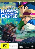 Publisher Madman - Howl's Moving Castle