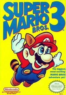 Super Mario Bros 3: Box