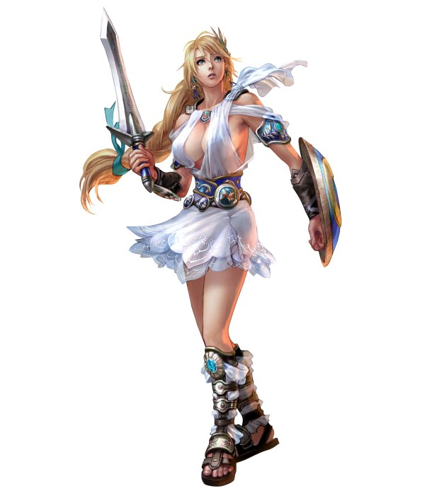 Sophitia Alexandra | Warriors Orochi 3 Ultimate