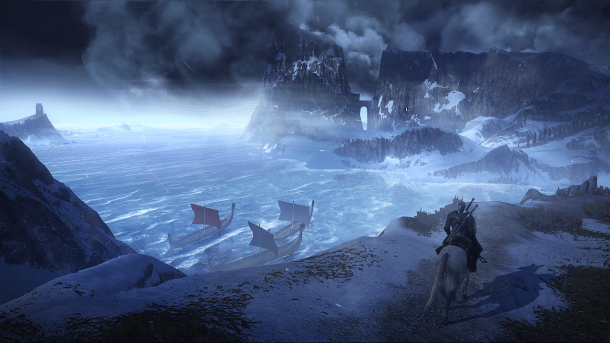 The Witcher 3 Weather