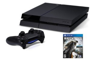 PlayStation 4 Watch Dogs Bundle