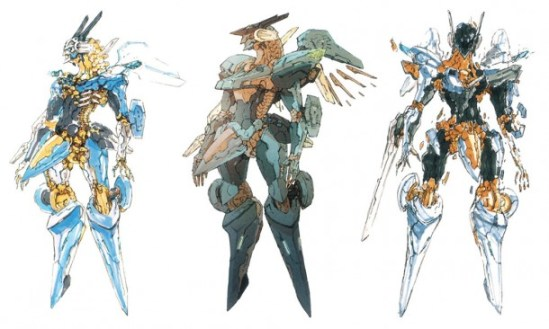 Zone of the Enders HD Collection | oprainfall
