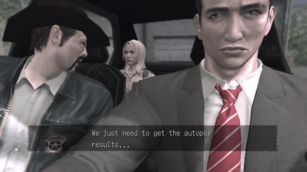 Deadly Premonition: The Director's Cut | Autopsy Drive