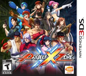 Project X Zone | Box Art