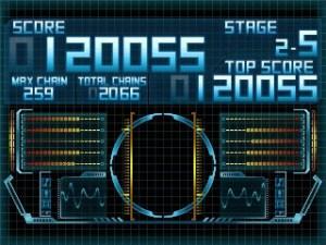 Chain Blaster Score | oprainfall