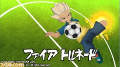 Inazuma Eleven Online Kick