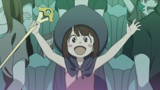 Little Witch Academia Screenshot
