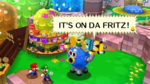 Mario & Luigi Dream Team - The Grobot