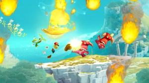 Rayman Legends: Mario & Luigi 003