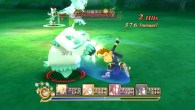 Tales of Symphonia Dawn of the New World   Head Gear Attack