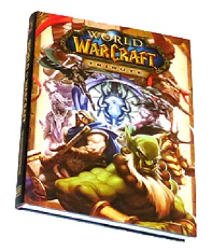 UDON Entertainment - World of Warcraft Comic-Con Book - oprainfall
