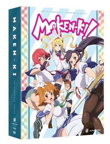 Funimation I Maken-Ki! DVD