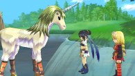 Tales of Symphonia   Sheena in Judith Costume Confronting Unicorn
