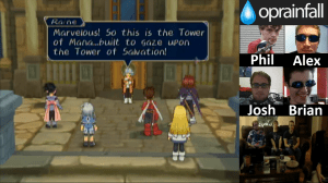Tales of Symphonia: Stream 5 - Tower of Mana