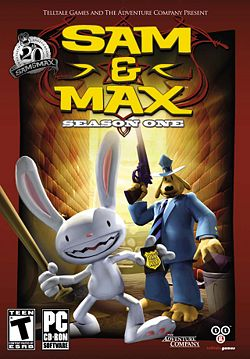 Sam & Max Save the World | oprainfall