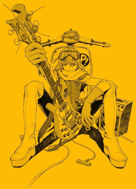 FLCL | Haruko