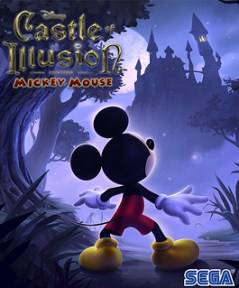 Castle of Illusion | Digital Thumbnail