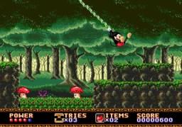 Castle of Illusion | Genesis Screenshot 001