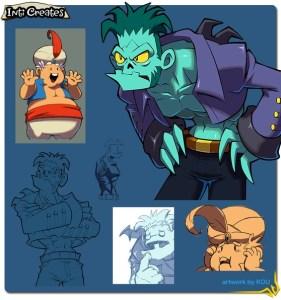 Shantae: Half-Genie Hero | Inti Creates assorted characters