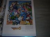 Mega Man V characters