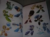 Mega Man's weapons (Mega Man V)