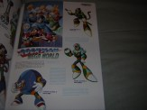 Buster Rod G, Mega Water S, and Hyper Storm H (Mega Man: The Wily Wars)