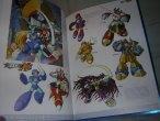 Mega Man X4 characters