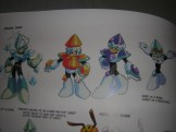 Jewel Man variants