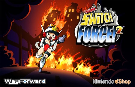 Mighty Switch Force! 2 logo