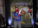 Josh cosplaying as Strider