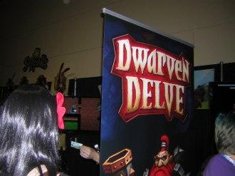 Dwarven Delve banner