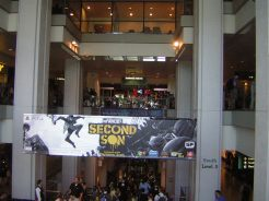 inFAMOUS: Second Son banner