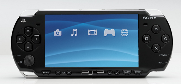 PlayStation Portable | Media Create