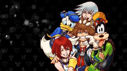 Kingdom Hearts HD 1.5 ReMIX Artwork | oprainfall