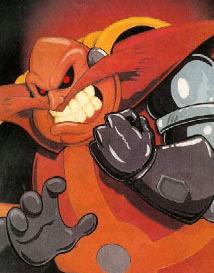 Sonic the Hedgehog Robotnik Comics