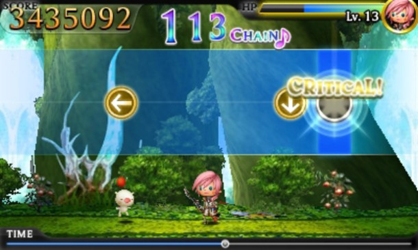 Theatrhythm Final Fantasy | Gameplay
