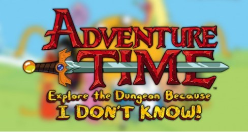 Adventure Time: Explore the Dungeon Because I Don't Know | oprainfall