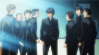 Ace of the Diamond Eijun and Team