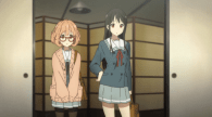 Beyond the Boundary Mirai and Mitsuki