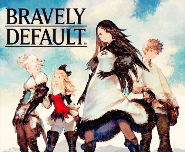 Bravely Default European Box Art | Nintendo Download