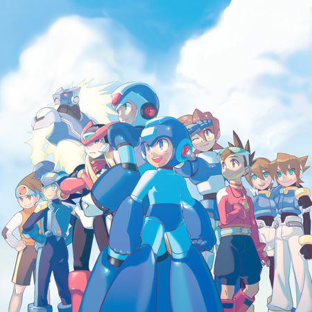Press Release: Two Mega Man 25th Anniversary Celebration Albums Now Available
