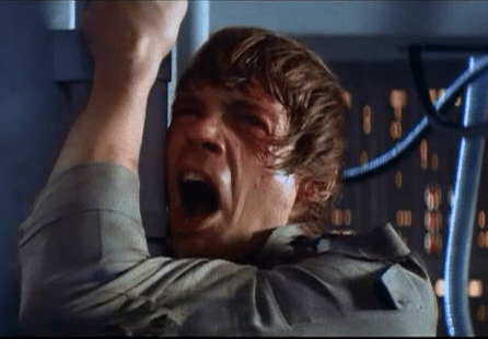 Star Wars - Luke: NO!