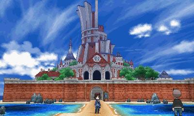 Pokémon X | oprainfall