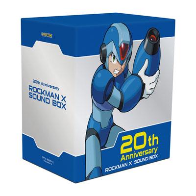 Rockman X Sound Box