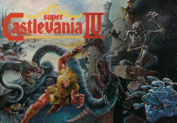 Super Castlevania IV | Nintendo Download