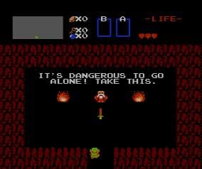 The Legend of Zelda Club Nintendo