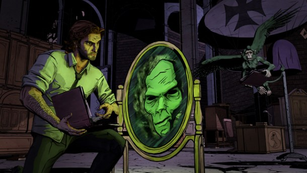 The Wolf Among Us | Magic Mirror